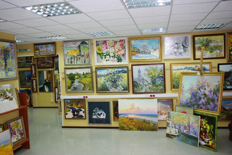 Выставки в спб