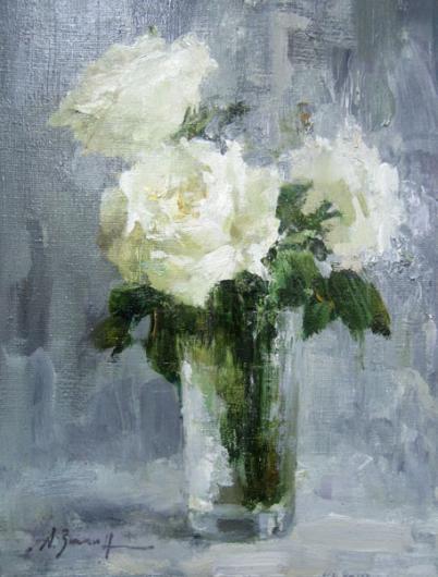 Белые розы - Александр Зимин..
